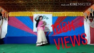 Jhumur Jhumur Nupur Baje | Bengali Song || At Khoradararpar Maa Mahamaya Puja