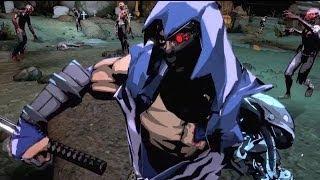 Yaiba: Ninja Gaiden Z - Teaser Trailer #2