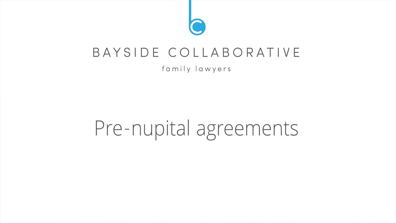 Protecting Your Relationship With A Pre Nuptial Or Cohabitation