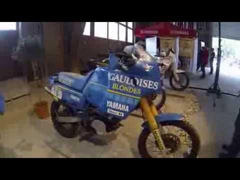 Ténéré Paris-Dakar Legenden am 30 Jahrjubiläum 2013!