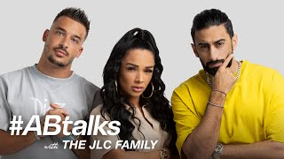 #ABtalks with the JLC Family - مع جاز ولوران | Chapter 34