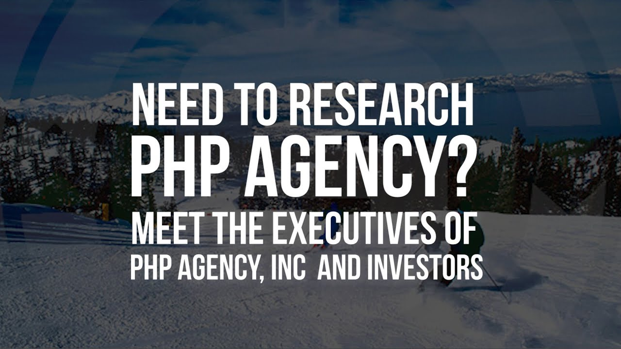 php agency net worth