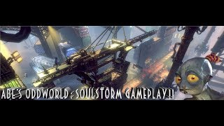 Oddworld: Soulstorm Gameplay, Leaked Screenshots, and New Location Info