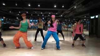 Indian Hip Hop Song Practice--- Run Run @ MK Myoga (Choreographed By Master Satya)