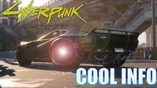 CYBERPUNK 2077 NEWS: Open World Won't Have Procedural Elements|2019