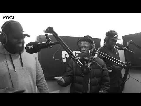 P Money, Blacks & PK - Trends B2B DOK On Decks - PyroRadio - (30/04/2018)