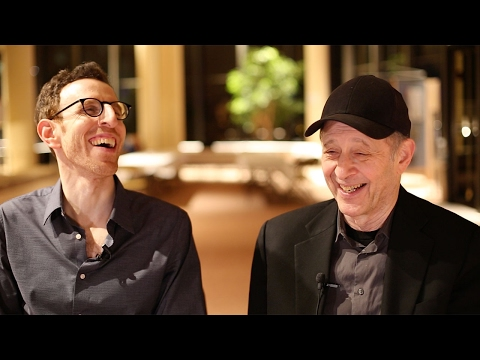 Composer extraordinaire Steve Reich hears his music come alive at the Bienen School