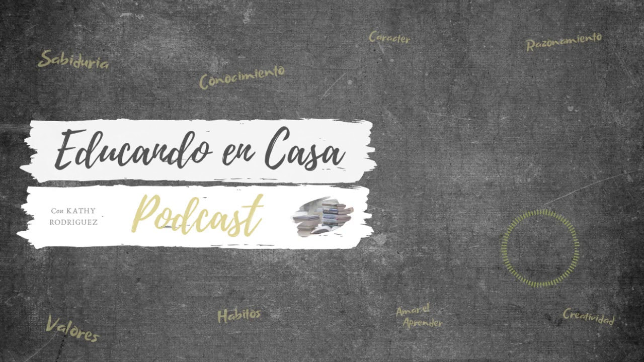 Educando En Casa Podcast | Episodio #14- La Narración Oral