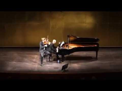 David Garrett & Julien Quentin 28.05.2016 Paris, Wieniawski Polonaise D-dur op.4