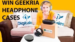 Geekria Headphone Cases Review - Bose QC35