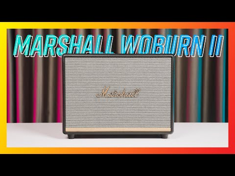 loa marshall - Marshall Woburn II: Loa to nhất, hay nhất của Marshall!