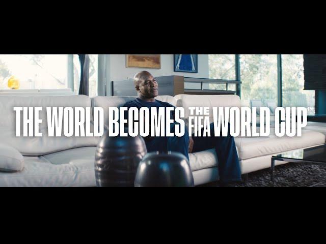 This Summer: Evander Holyfield | 2018 FIFA Men's World Cup on FOX & FS1