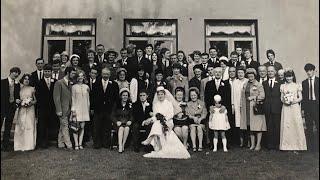 Jimmy & Margaret 50 Years married