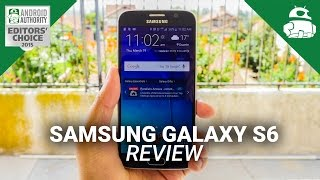Samsung Galaxy S6 Review!(Buy at Amazon: http://geni.us/GalaxyS6 | Full review & ratings: http://goo.gl/a9SOVP Samsung shifts in some key areas to create what might be one of their best ..., 2015-03-20T13:58:04.000Z)