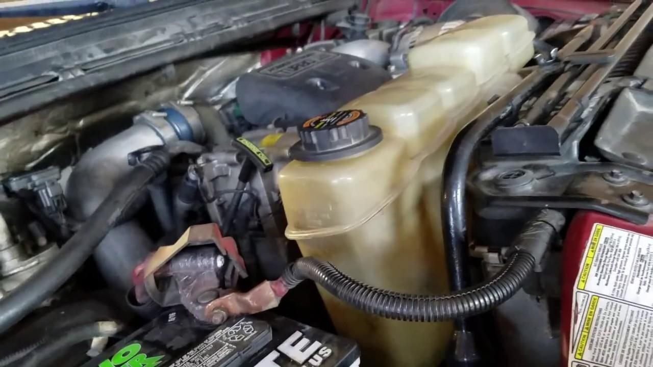 330k 1999 Ford f350 7.3 powerstroke 6 speed.. - YouTube