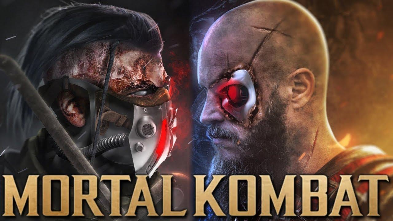 Mortal Kombat 2021 Reboot! - Kano And Jarek Castings ...