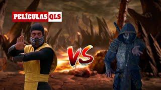 Peliculas QLS - Mortal Kombat 1995 VS 2021