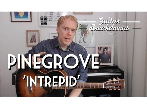 Pinegrove 'Intrepid' - Guitar Lesson