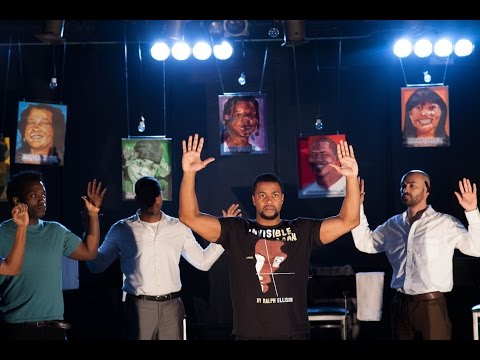 HandsUp: 6 Playwrights⎪6 Testaments @ National Black Theatre