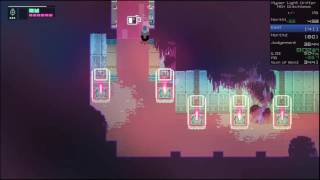 Hyper Light Drifter NG+ Glitchless speedrun (34:13)