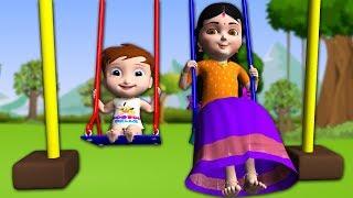 Bujji Papa Bujji Papa New Telugu Rhymes for Childrens | Kids Songs