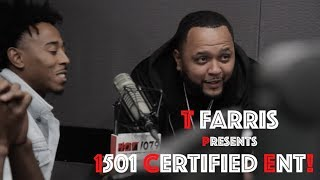 T FARRIS presents 1501 Certified Ent The New Sound Of Houston Texas