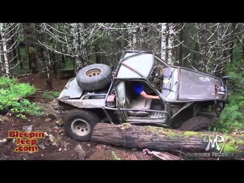 Trail Fails in British Columbia