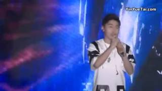 151225_Ending Party_Nobody Know But Me_-_Kong Chuinan(孔垂楠) & Huang Lige(黄礼格)