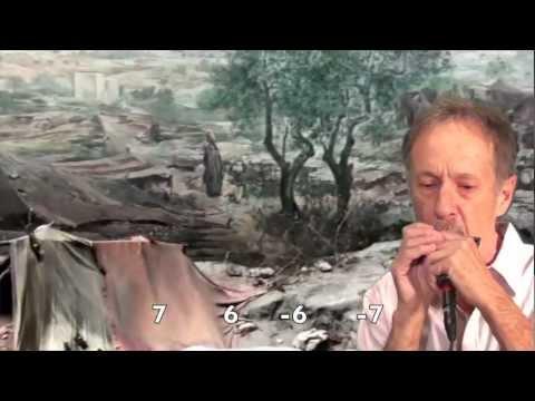 Ave Maria - Harp Tabs - by harproli