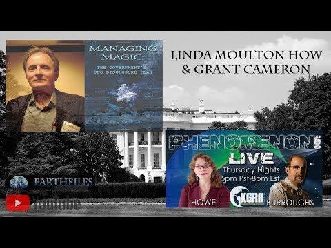 Linda Moulton Howe & Grant Cameron 04/05 KGRA