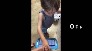 Autism Awareness Day - Non-verbal child communicates with Proloquo