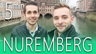 Nuremberg in 5 minutes 😉 Travel Guide for Nuremberg