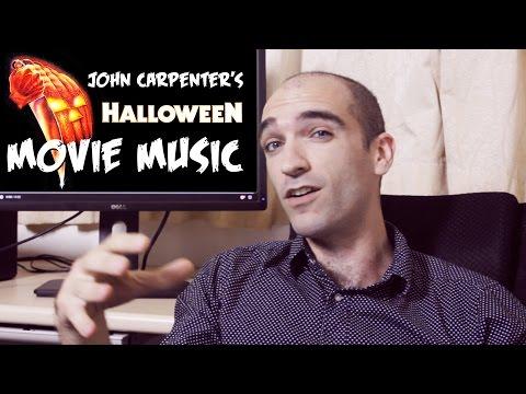 "John Carpenter's ""Halloween"" Music Classic"