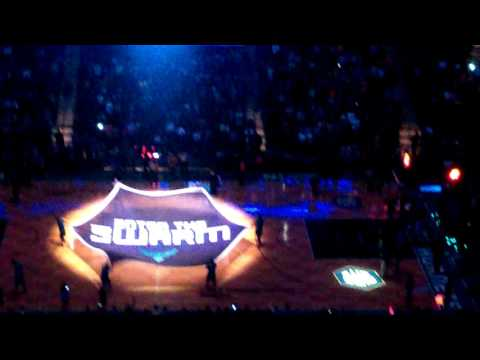Charlotte Hornets intros, 2015 - 16
