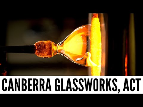 Visit Canberra Glassworks - Things to See and Do - The Big Bus