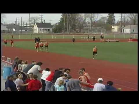 Port Huron High School vs Marine City Track April 30, 2013