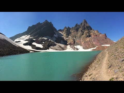Broken Top Lake, Bend Oregon 2014