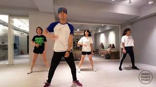 20180726 Urban dance choreography by Sean /Jimmy dance studio