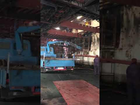 El greco shipyards construction new deck