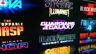 MARVEL PHASE 4 EVERY OFFICIALLY CONFIRMED AND RUMORED MOVIE
