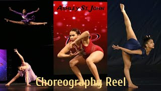 Ashley St. John's Choreography Reel
