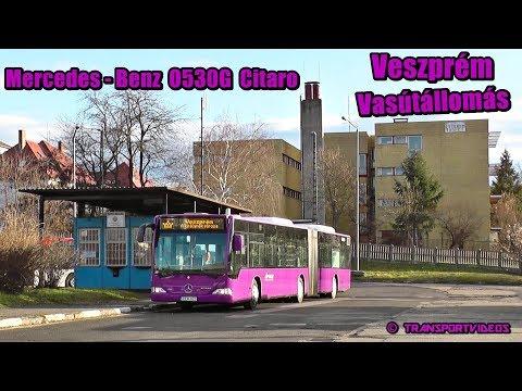Újabb 9 db. lila autóbusz érkezett Veszprémbe