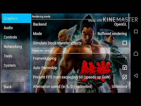 tekken 6 psp game