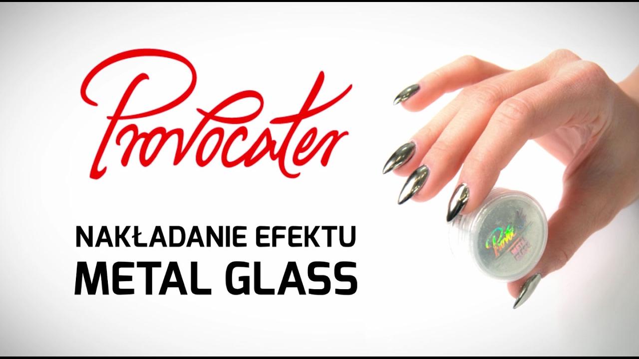 Jak Zrobic Lustrzane Paznokcie Efekt Metal Glass Krok Po Kroku