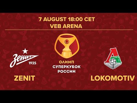 Zenit vs Lokomotiv