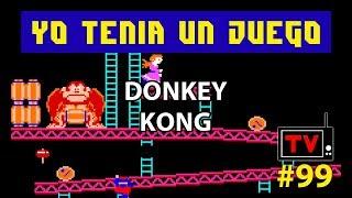 Yo Tenía Un Juego TV #99 - Donkey Kong (Arcade) + Sorteo De Revista