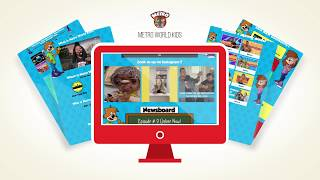 NEW METRO WORLD KIDS WEBSITE! CHECK OUT! 🚀