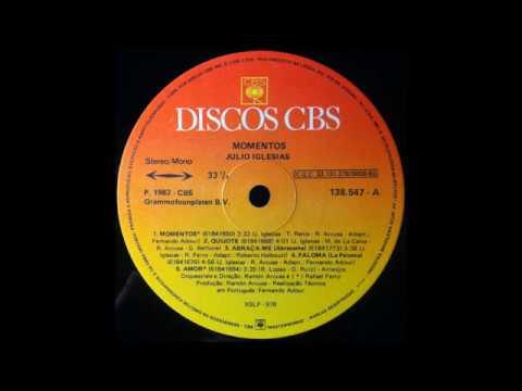 Julio Iglesias - Abraça-Me (Abrazame) (LP/1982)