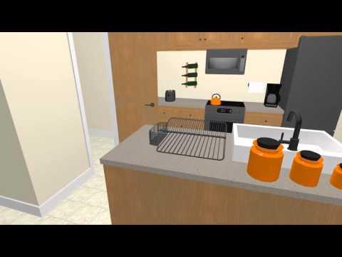 Greenwood Apartments 2 Bedroom Gallium Copper Chase