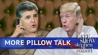 Another Late Night Call Between Hannity And Trump